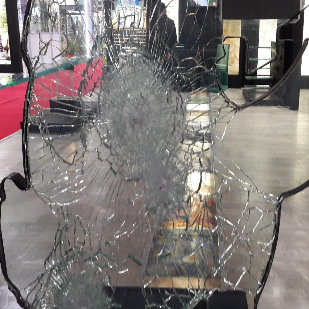 شیشه ضد گلوله - تترافرم