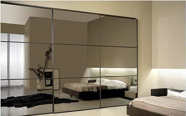 آینه دودی - تترافرم
