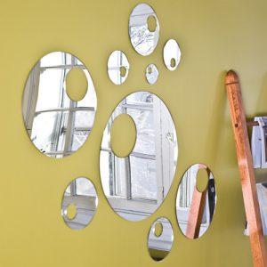 آینه های دکوراتیو - تترافرم