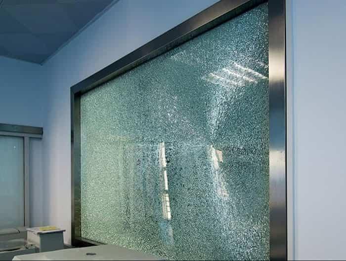 ویژگی شیشه سکوریت