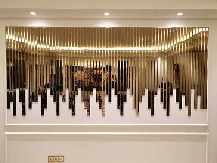 آینه آبشاری چیست؟