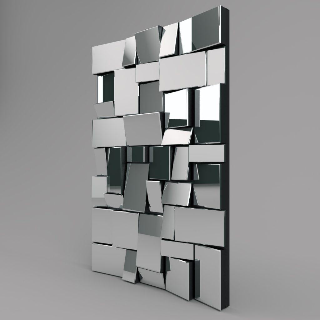 آینه کاری سه بعدی