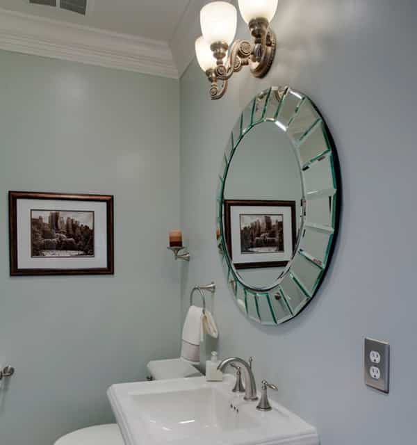 آینه تراش خورده - تترافرم