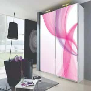 شیشه های دکوراتیو - تترافرم