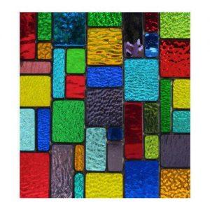 تولید شیشه رنگی - تترافرم