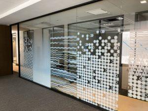 شیشه های دکوراتیو - تترفرم