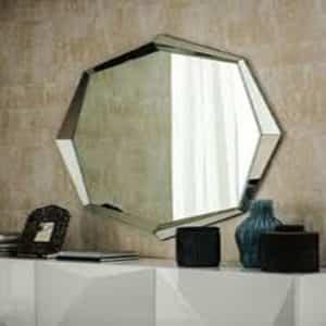 آینه دکوراتیو - تترافرم
