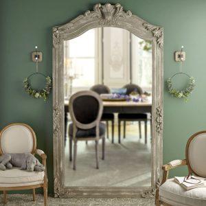 آینه آنتیک ونیزی و مدرن - تترافرم