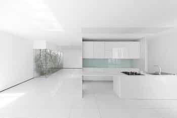 شیشه لاکوبل سفید - تترافرم